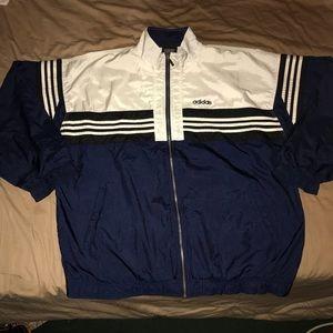Adidas vintage jacket xxl
